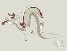 Dragon Design by MBPanther