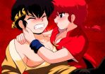 Ranma Seduction by blokiiz