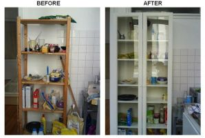 MESS : BEFORE AFTER by bordeauxman