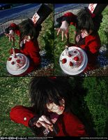 Death Note Wonderland: Beyond Birthday: The Hatter by Redustrial-Ruin