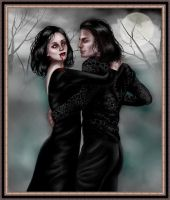 Danse Macabre by gothika248