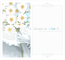Dream In Color Artbook Preview by erebun