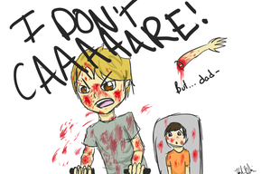 I DON'T CAAAAARE by hanbuscus