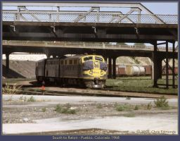South to Raton by classictrains