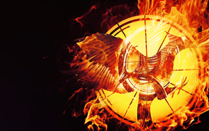 Catching Fire Wallpaper 2 by AlicetheShort