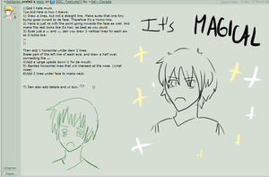 And then admin learned how to draw by Ask--Canada