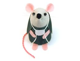Dr Severin the Surgeon Mouse by The-House-of-Mouse