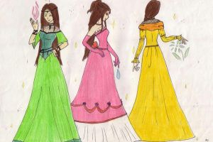 dresses by saphiraly