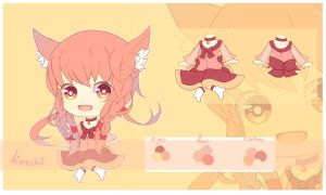 kemonomimi adopt #1 [OPEN][Paypal ONLY] by Himechui