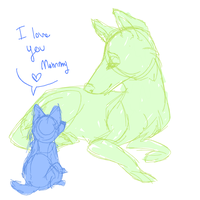 happy mother's day by tinydoodles
