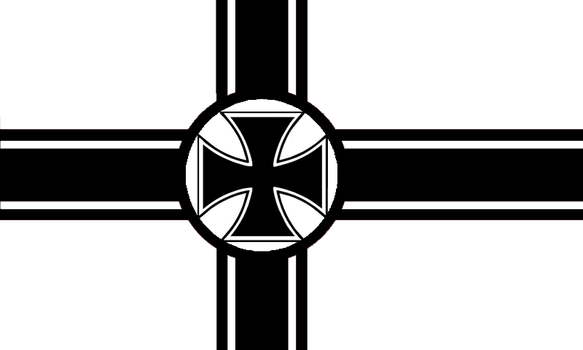 Alternate Prussian Flag by Sergios117
