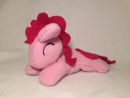 Filly Pinkie Pie beanie plush by Bewareofkitty