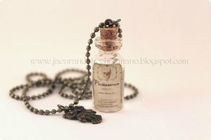 Harry Potter's Potions: Veritaserum by Jacarandahm