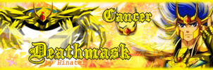 Deathmask by Hinater
