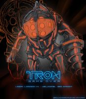 TRON User Login - Big Daddy by groundzeroace