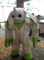 Otakon 2013 - Terriermon by TujoThePanda