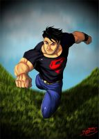 Super Boy Conner by Madboy-Art