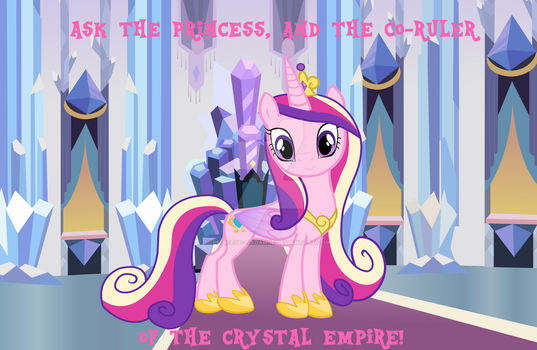 Ask Me Questions by Princess--Cadance