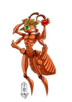 the farmer ant full color by neo-bro
