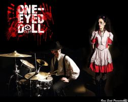 ONE EYED DOLL by RoniScott