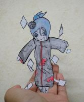 Paper Konan by ChInAdOlli