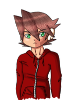Vent is in his wife's hoodie by Kai--Kun