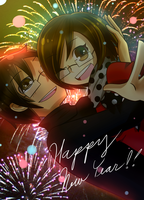 Happy New Year!! by Spade-N