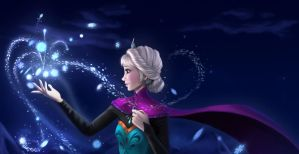 Frozen by Keiaqua