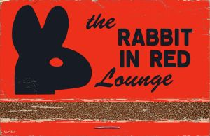 The Rabbit In Red by Hartter