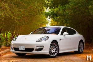 The Beauty of Panamera by GTMQ8