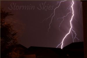 Lightning Shot 2 by StorminSkies