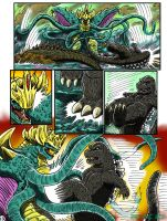 Godzilla: Kings and Brothers, Page #13 by kaijukid
