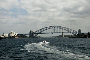 Harbour ferry views 2 by wildplaces