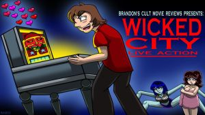Brandon's Cult Movies: Wicked City Live Action by Enshohma