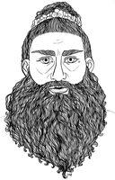 Beard by magicalavatarian