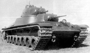 heavy tank T-100 by MADMAX6391