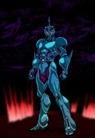 guyver Chapter 51 page 30 Colour by unknownguyver81
