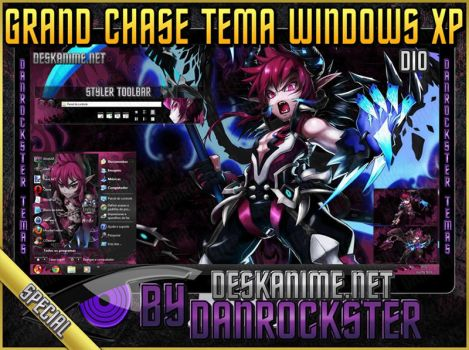 Dio Theme Windows XP by Danrockster