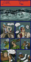 SUNK: Prologue by cuddlycartoonist