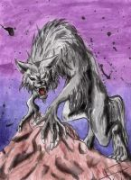 Kei Reed - I Am Werewolf by Alouf-Art