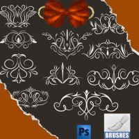 brushes for Photoshop CS4 by roula33