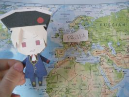 Paper Prussia - APH by Yolapeoples