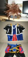 Sora Cosplay - Nearly Finished by kngdmhrts2