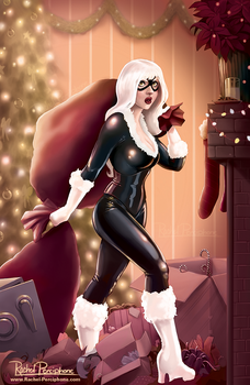 How the Black Cat Stole Christmas by Rachel-Perciphone