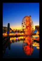 california adventure by beanpatrol