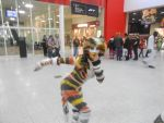 MCM ComicCon: Character from Cats by Weldit