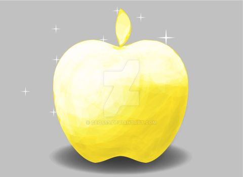 Golden Apple by geos59