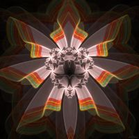Fractal Drapes by HBKerr