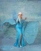Disney Frozen - Elsa by Jozo-Dono