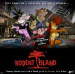 Rodent Island by wolfjedisamuel